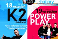 III URODZINY KF! KONCERTY // K2 // POWER PLAY
